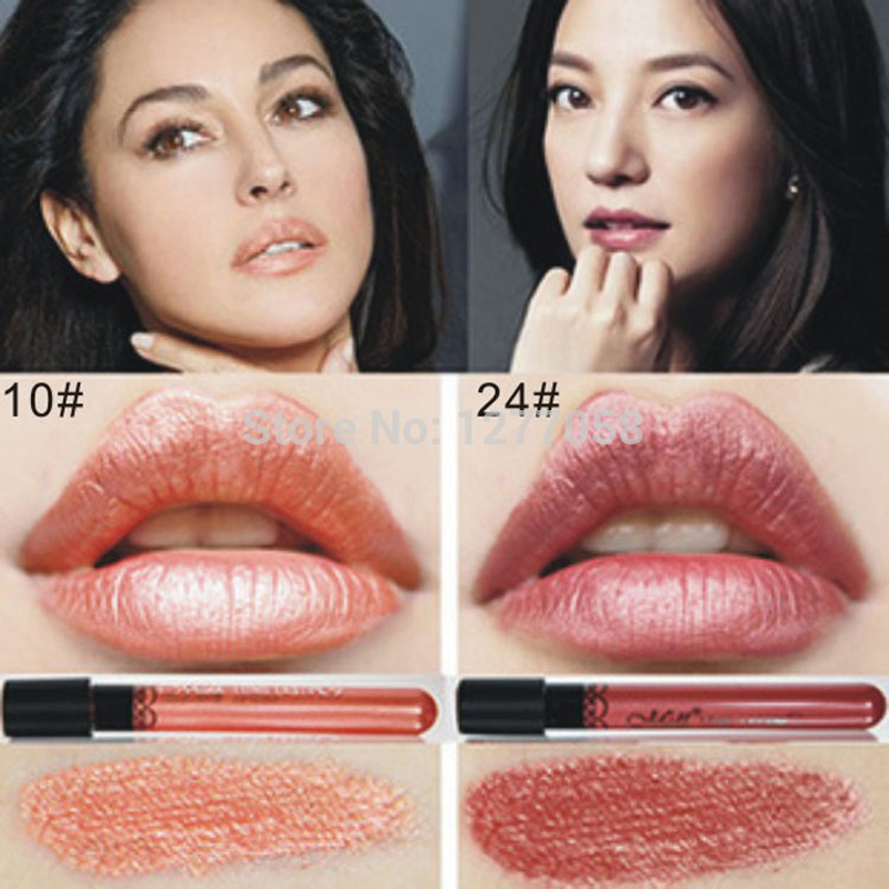 20 colors  Moisture Matte Color Waterproof Lipstick Long Lasting Nude lip stick lipgloss red color vitality cerise star(China (Mainland))