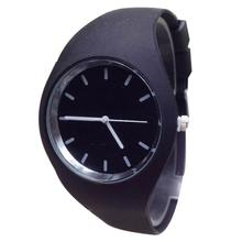 Hot Marketing New Geneva Silicone Watches Fashion Sports Outdoor Unisex Candy-Color Watch Jun7 Hcandice