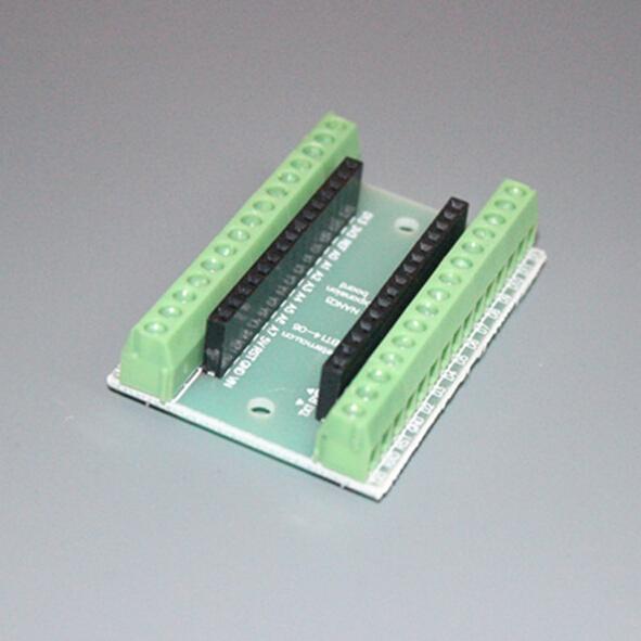 Nano Expansion Board NANO IO Shield V1.O Simple Extension Plate For Arduino(China (Mainland))