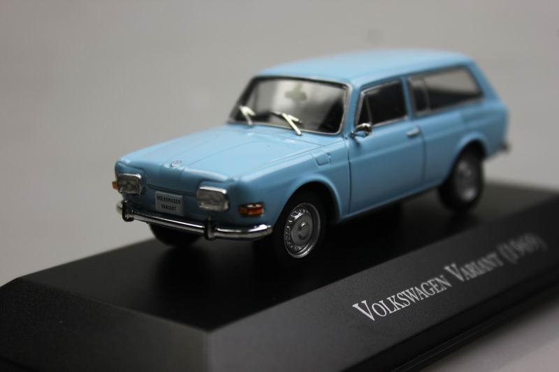 ixo 1:43 Volkswagen Varlant 1969 station wagon boutique alloy car toys for children kids toys Model Original packaging(China (Mainland))