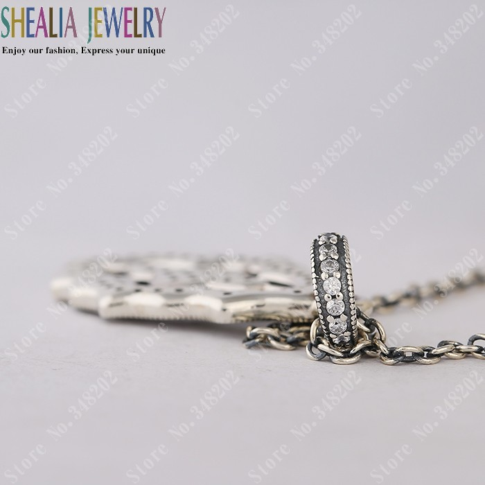 Aliexpress.com Buy Pave Celar CZ Lace Pendant Necklace Original