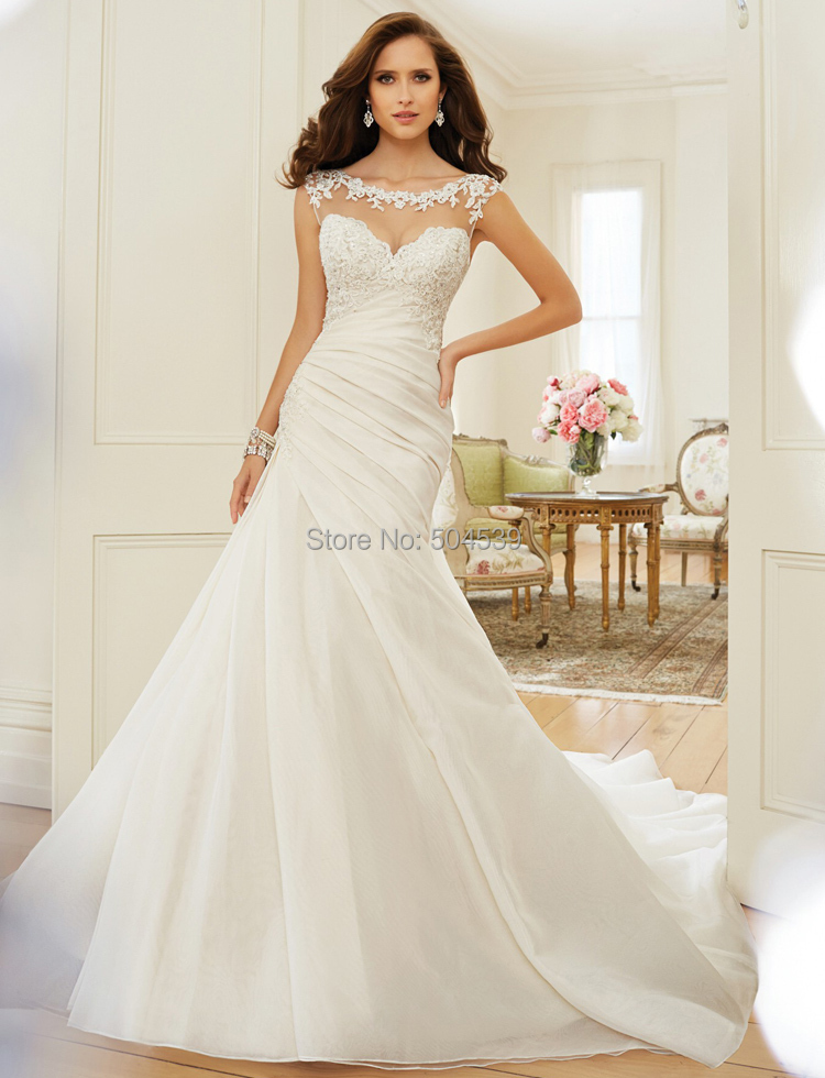 Wedding Dresses Size 6 : Wedding dresses size  custom made in