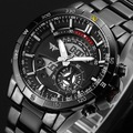Brand Luxury Watches Digital Sports Watch Men s Military Quartz LED Hour Clock Male Full Steel