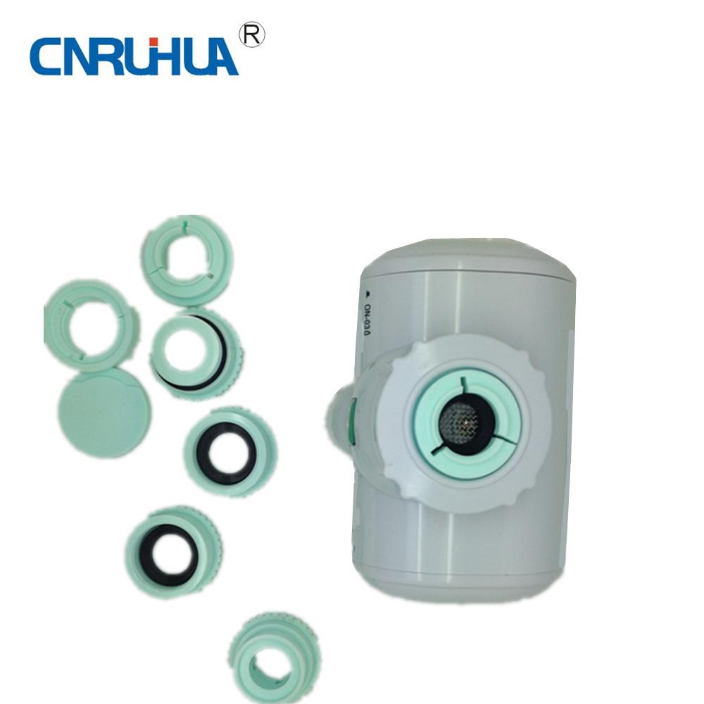 2pcs/bag Hot Selling High Purification Ozone Tap Water Purifier(China (Mainland))