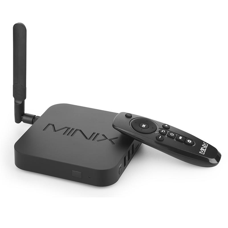 MiniX NEO U1 Smart andriod tv box Amlogic S905 Quad Core 2G/16G 802.11ac 2.4/5GHz WiFi H.265 HEVC 4K Ultra HD XBMC IPTV mini pc(China (Mainland))