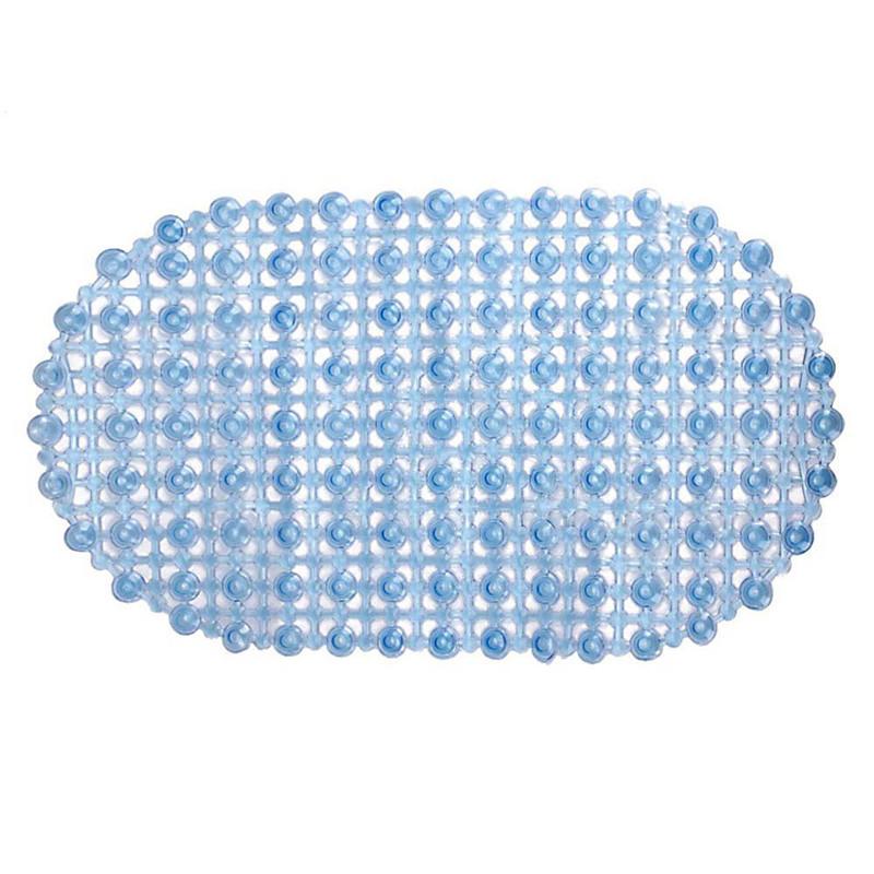 2016 tapete banheiro bathroom Non Slip Rubber Mat Suction Bath Shower Antiskid Pad transparent floor. Popular Rubber Mats Bathroom Buy Cheap Rubber Mats Bathroom lots