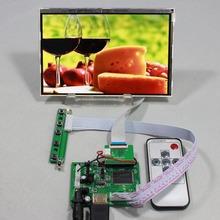 7inch IPS lcd screen HSD070PWW1 C00 1280x800 690cd HDMI board for Raspberry Pi(China (Mainland))