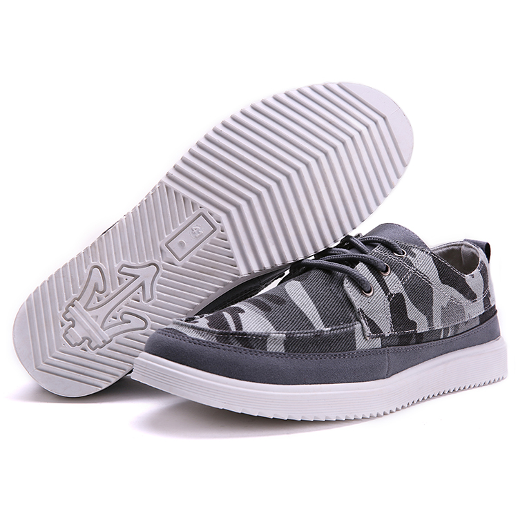 Popular camouflage color canvas lazy person shoes tide han edition men casual shoes breathable sport male students shoes(China (Mainland))