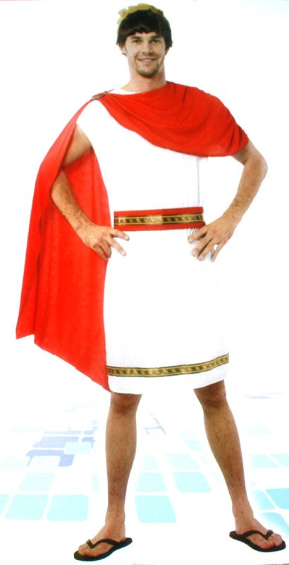 Halloween party costumes Greek , Ancient Roman Caesar, Ares clothing(China (Mainland))