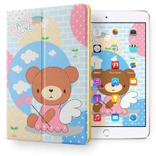 Fashion and colorful PU leather tablet case for ipad mini 2 tablet case