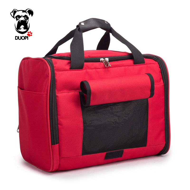 Pet dog bag carrier portable with Slip Shutter dog backpack handbag for small dogs carriers dog bags out travel shopping carry(China (Mainland))