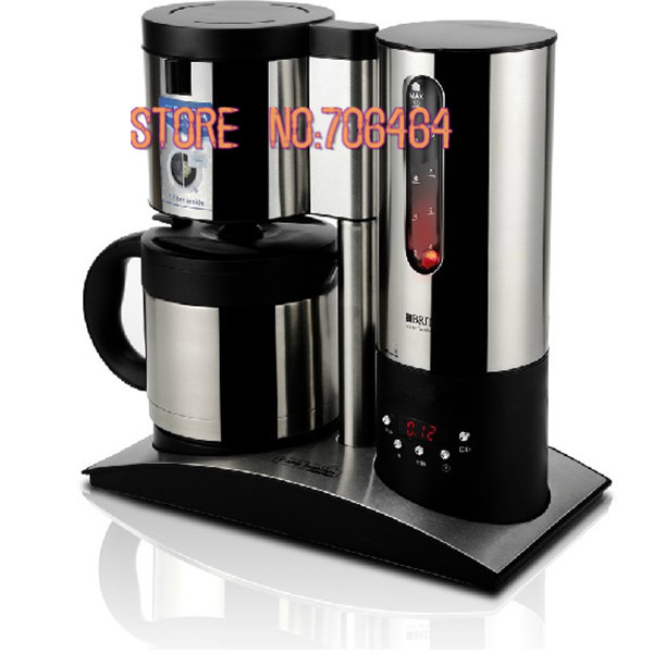 Coffee Maker Stainless Steel Jug : Popular Coffee Machine Thermos-Buy Cheap Coffee Machine Thermos lots from China Coffee Machine ...