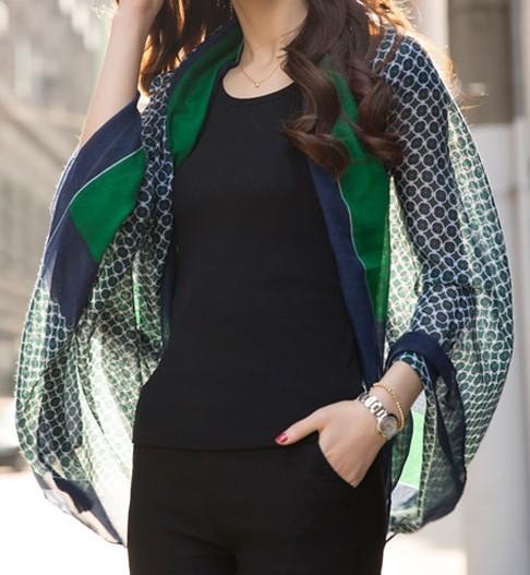 Высокое качество хлопка кашемира шарф шелковые шарфы женщина одиноких женщин мода цвет блока лоскутная женский шарф ( C-004 )