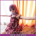 Hot Full Solid 3D Fabric Japanese160CM Life Size Anime Sex Doll Masturbation Sex Toy For Men