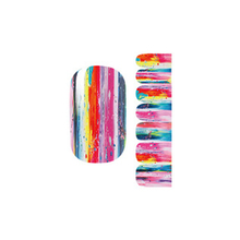 2015 Lovely 6 pattern beautiful nail art stickers decals Wraps Manicure Decoration for women lady cosmetic