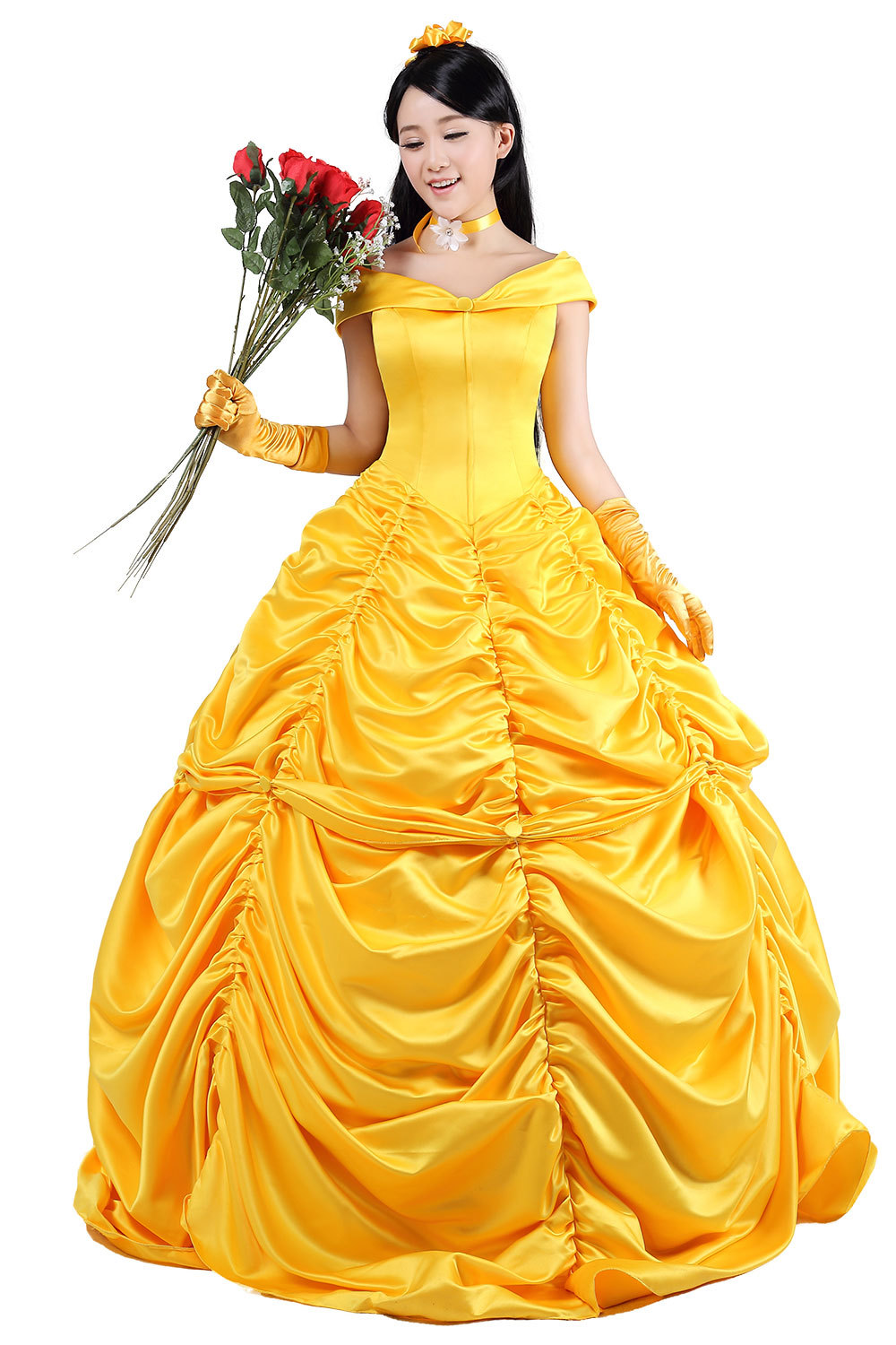 Adult Belle Costumes 58