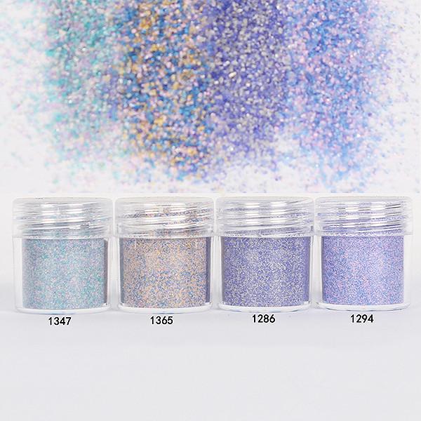 1 Box Nail Glitter Rainbow Glitter Super Matte Powder Nail Art Decorations Nail Art Glitter 8217919(China (Mainland))