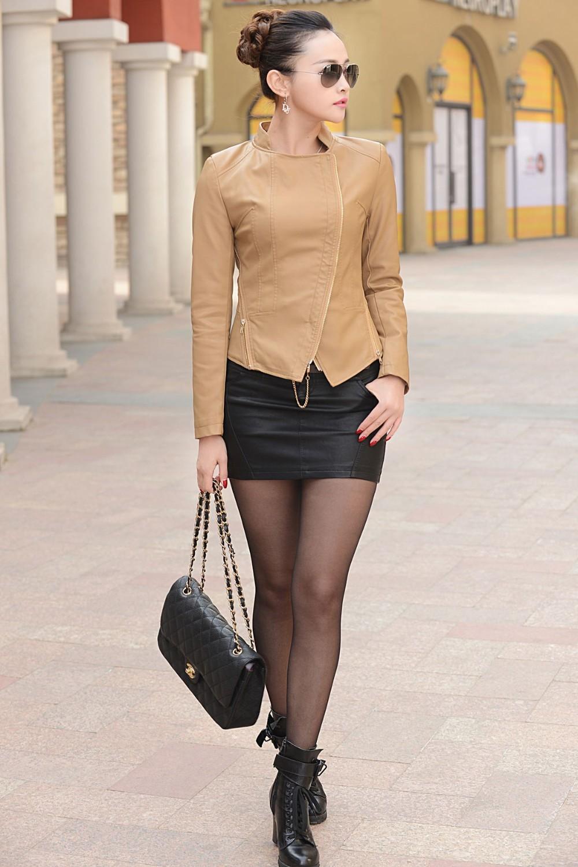 Кожаная Одежда Для Женщин