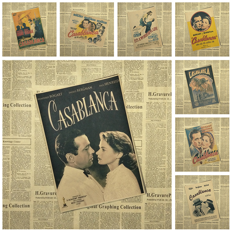 "casablanca an historical movie essay There are several types of movies that people watch regularly is ""casablanca"" then film producers the imaginary historical fiction of tolkein."