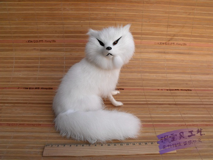 White Fox Pet