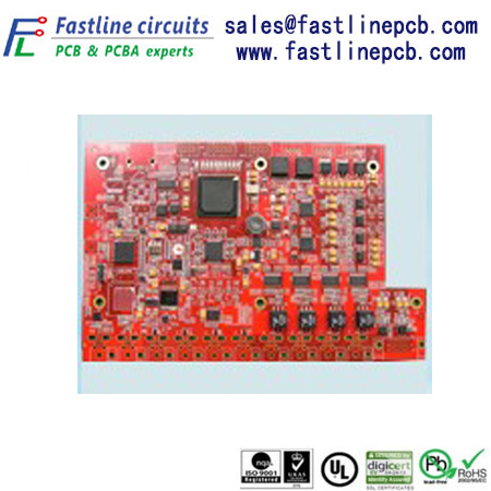 Rapid proofing,High quality low price / Gold plating PCB / PCBA()