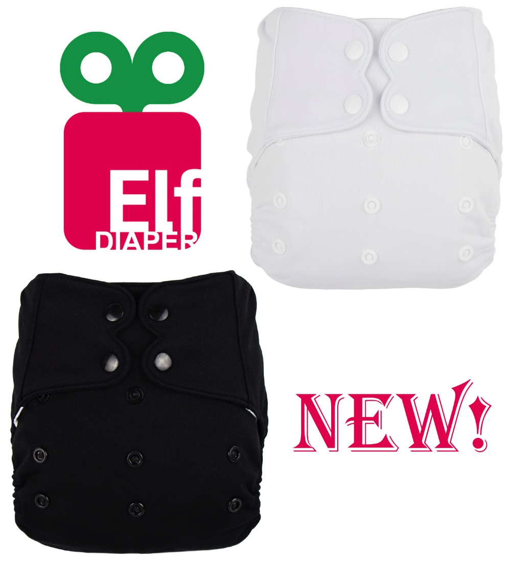 ElfDiaper New! Solid color pocket stay dry diaper nappy swimming pant washable reusable newborn cloth baby diaper(China (Mainland))