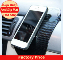 1PCS Automobile Interior Accessories for Mobile Phone mp3 mp4 Pad GPS Anti Slip Car Sticky Anti-Slip Mat Work Perfectly as Charm(China (Mainland))