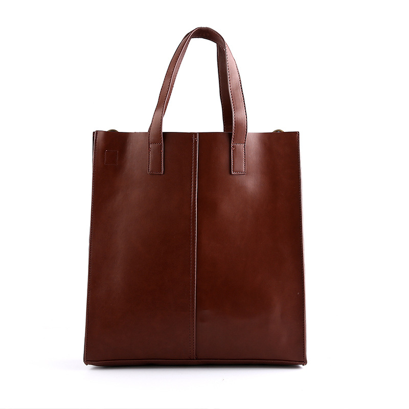 Super fashion simple man handbags,vertical casual men tote bag,street shopping hang purse,sac homme,bolsas bolsos saooche tassen(China (Mainland))