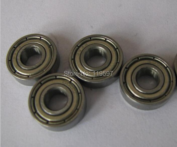10PCS MR95 MR95ZZ ball bearing 5*9*3 mm deep groove ball bearing<br><br>Aliexpress