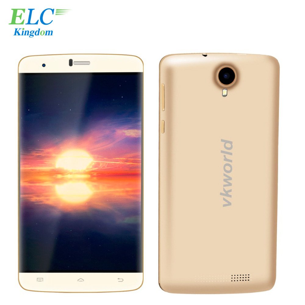 Original Vkworld T6 Mobile Cell Phone 6.0'' inches Android 5.1 Quad Core 2GB RAM 16GB ROM MTK6735 3500mAh 13MP CAM 4G FDD LTE(China (Mainland))