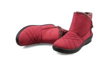 2016 Marca de invierno y otoño botas de mujer impermeable antideslizante Mantener caliente Zapatos de mujer Botas para la nieve de invierno Madre Plus tamaño No. 1508(China (Mainland))