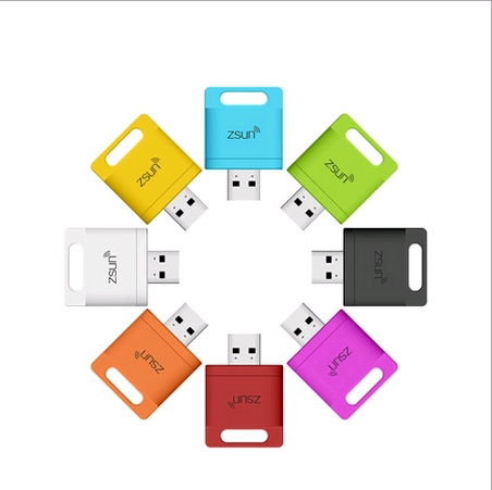 8 colors Wireless Wifi Card Reader Extended Phone Memory U Disk Mobile Storage USB Flash Drive For Android/IOS/Windows Phone(China (Mainland))