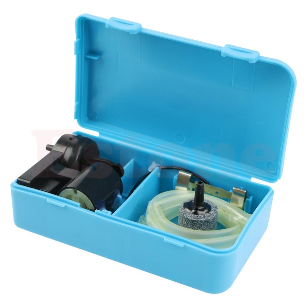 Battery powered portable pump for Portable koi pond