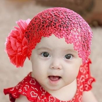 10pcs/lot Girls Headband baby hairband hair accessories hairbands flower headband elastic headwrap