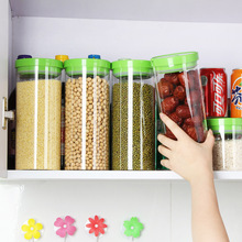 Mult vanzlife with a heat-resistant glass sealed cans Kitchen Storage Canister Kitchen Canister (China (Mainland))