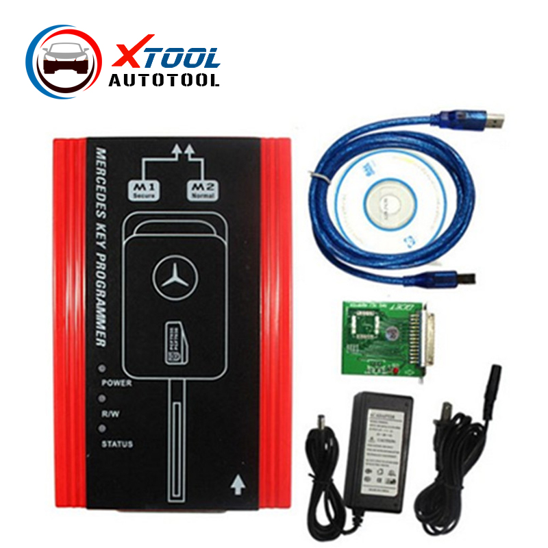 2016 for Mercedes Benz Key Programmer Program the key for Mercedes A-klasa, E210 ,ML320, W140, Gelenvagen with PCF7935 chip(China (Mainland))