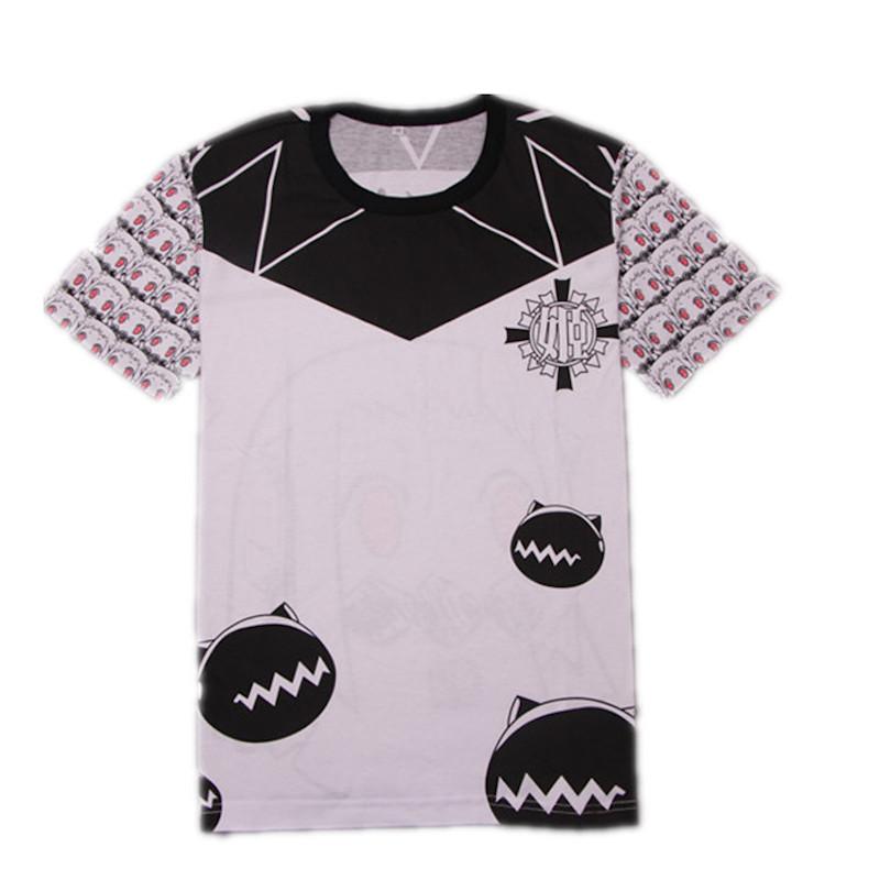 2016 Kantai Collection anime t shirt casual t-shirt cotton tshirt women clothing summer tops tees short sleeve Shirt clothes(China (Mainland))