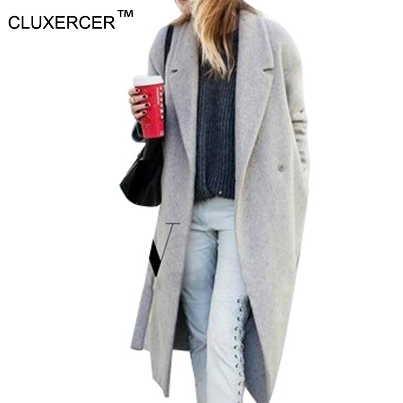 Wool Coat Grey