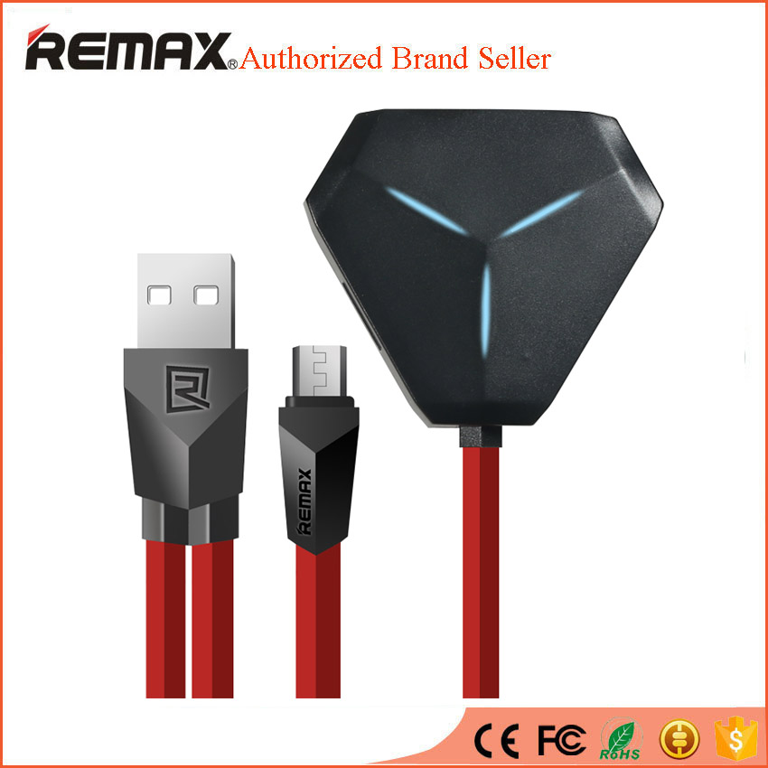 REMAX HUB Adapter OTG Converter 3 USB Spliter Strip Ports Intelligent Currency Sorting Charger for iPhone 5s 6 6s Mobile Phones(China (Mainland))