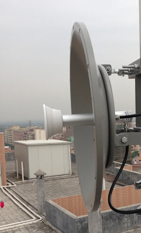5.8G 29Dbi MiMo High gain wifi Parabolic dish antennas(China (Mainland))