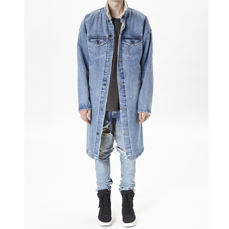 Compare Prices on Mens Denim Jean Jacket with Fur- Online Shopping ...