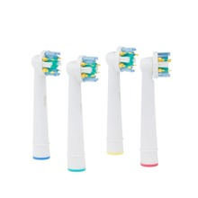 4PCS Electric Toothbrush Heads For F Braun Oral B Floss Tooth brush