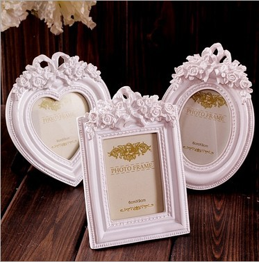 Continental Photo Frame picture frame molding resin ornaments crafts creative gifts wedding - Desun Home Decor store
