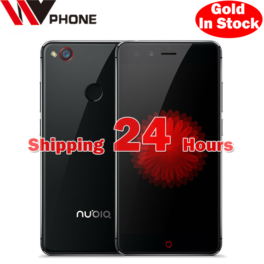 "WV ZTE NUBIA Z11 Mini nx529j Fingerprint Octa Core 5.0"" Smartphone Snapdragon 617 MSM8952 Android 5.1 3GB RAM 64GB ROM 16.0MP(China (Mainland))"