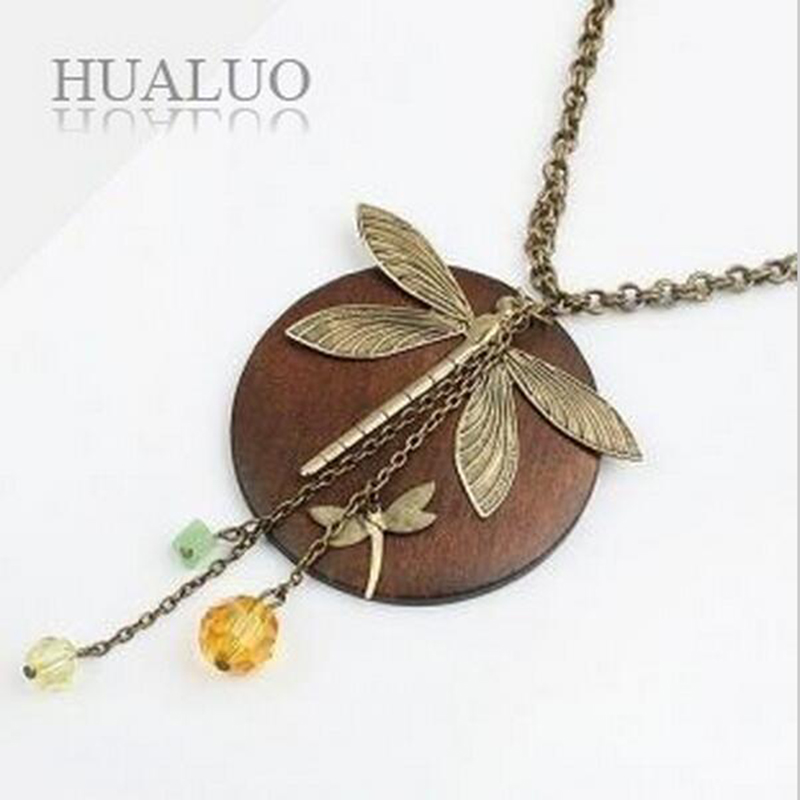 Гаджет  Free ShippingMin.order is $10 (mix order)&Guaranteed 100%&Europe And The United States National Air Butterfly Necklace  N168 None Ювелирные изделия и часы