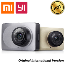 [International Edition] Original Xiaomi Xiaoyi YI Smart Car DVR WiFi Dash Camera 165 Degree 1080P 60fps 2.7Inch for Android&IOS(China (Mainland))