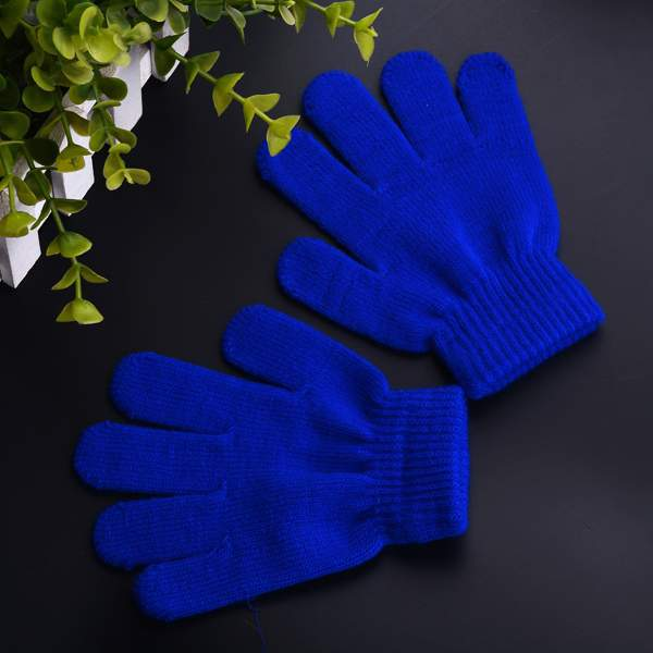 2015 New Fashion Children Kids Magic Glove Mitten Girl Boy Kid Stretchy Knitted Winter Warm Pick