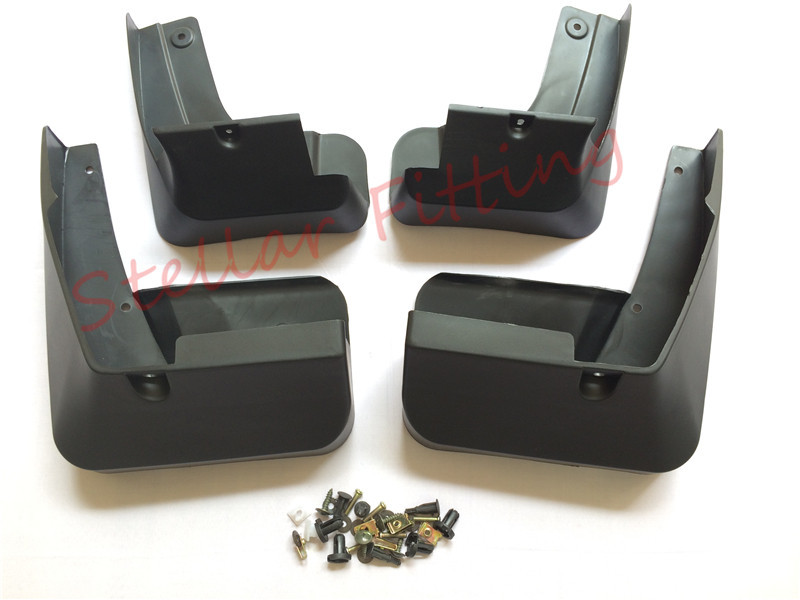 Suitable for: 2013-2014 Subaru forester fenders 4 pieces(China (Mainland))