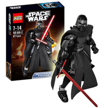 8STAR WARS Kylo Ren 26cm Figure Hero Factory Building Blocks Set Minifigure Toys Compatible Lego - Top Toy Seller store