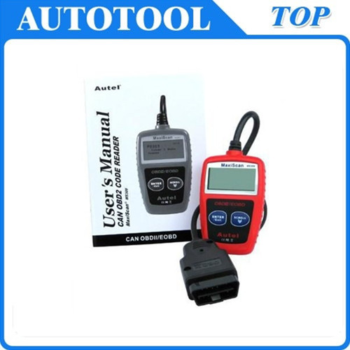 Autel MaxiScan MS309 CAN BUS OBD2 Code Reader obd2 OBD II Car Diagnostic Tool MS309 Code Scanner autel ms309 free shipping(China (Mainland))